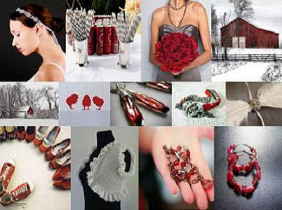 Silver Bells and Red Roses...