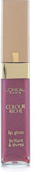 Loreal Colour Riche Lip Gloss, Soft Mauve - 1 Ea