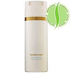 Bare Escentuals RareMinerals Renew and Reveal Facial Cleanser