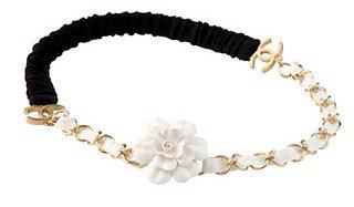 chanel headband. chanel. camellia headband chanel l
