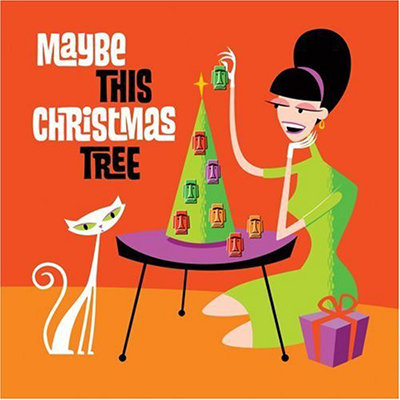 """Maybe This Christmas Tree"" CD"