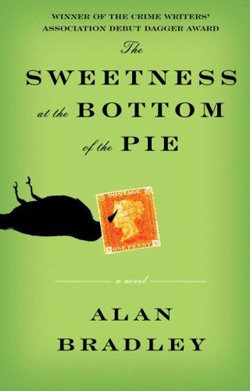 The Sweetness at the Bottom of the Pie – Alan Bradley
