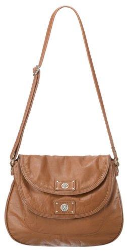 Brown Shoulder Bag 75