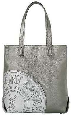 10. Large Logo Tote - 10 Fabulous Yves Saint Laurent Bags ... �� ??\u2026