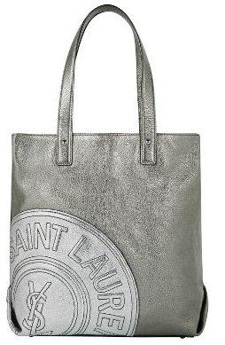 10. Large Logo Tote - 10 Fabulous Yves Saint Laurent Bags ... �� ??\u2026