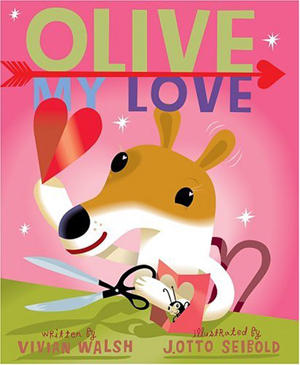 """Olive, My Love"" by Vivian Walsh and J. Otto Seibold"