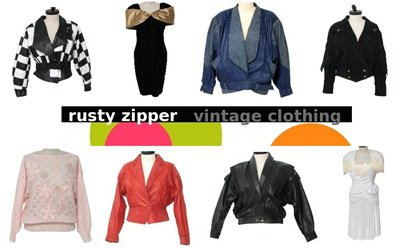 3. Rusty Zipper Vintage Clothing - 7 Amazing Online Vintage Stores...…