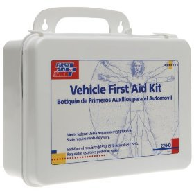First Aid Only Vehicle Bulk First Aid Kit