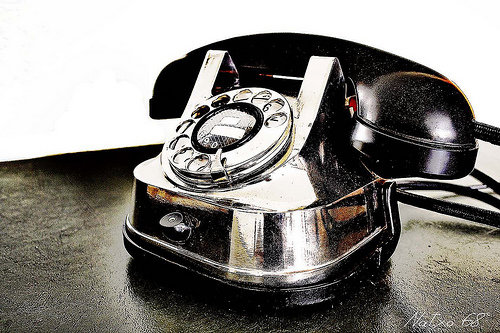 "Home Phone Lines (aka ""land Lines"") and Answering Machines"