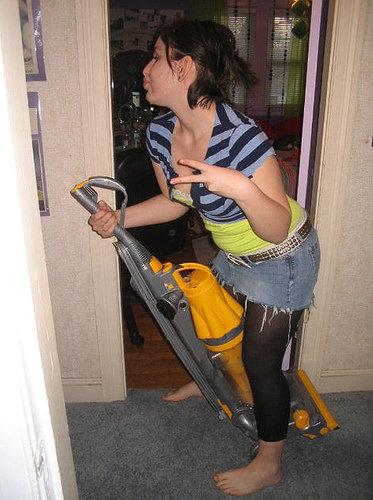 Vacuum Last