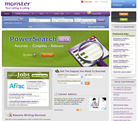 10 Best Job-Searching Websites … Lifestyle