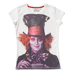 Mad Hatter T Shirt