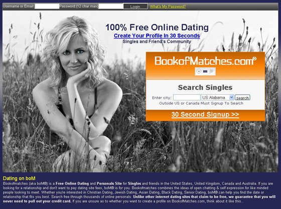 List of best free dating sites
