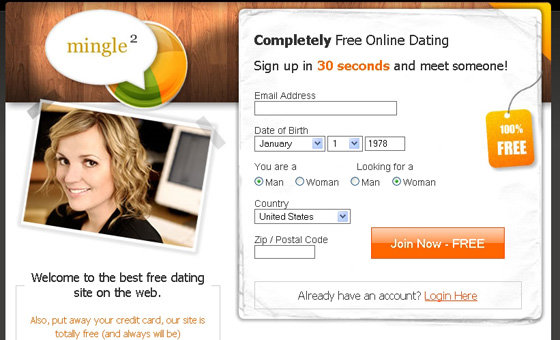 Completely Free Dating Site for Minnesota Singles