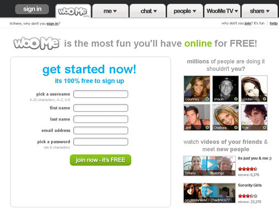 Free teenage online dating sites