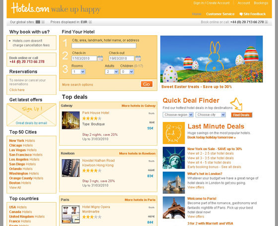 Top 10 Travel Booking Websites Lifestyle