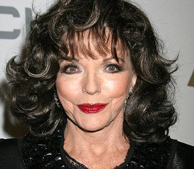 Joan Blackman age
