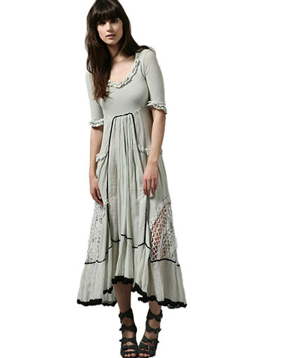 Sestra mojo cheesecloth maxi 10 of the best maxi dresses