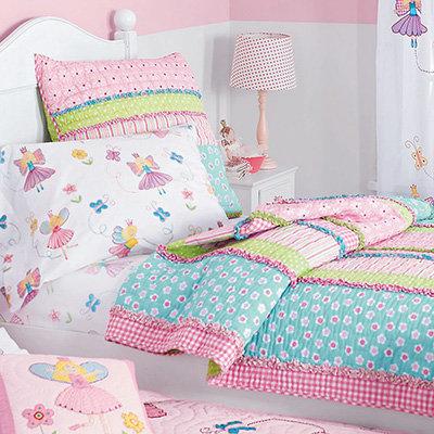 Company Kids Sarah Stripe Quilt 10 Pretty Bedding Sets