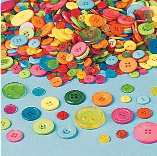 5 Bright Rainbow Craft Ons