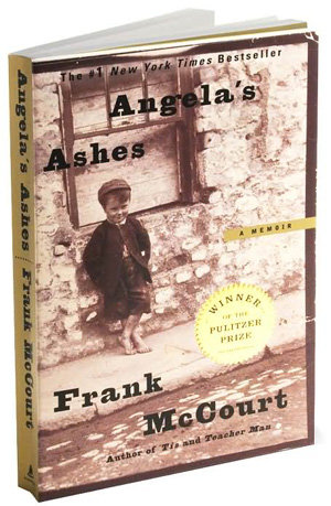essays on angelas ashes by frank mccourt Essays related to angelas ashes 1 going back home in frank mccourt's angela's ashes the reasons for which angela and her future husband left ireland for new.