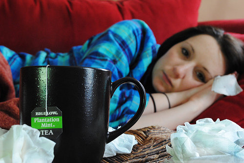 Stay Home when You're Sick