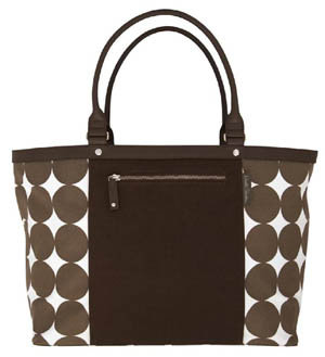 dwell studio dots diaper bag 8 cute diaper bags