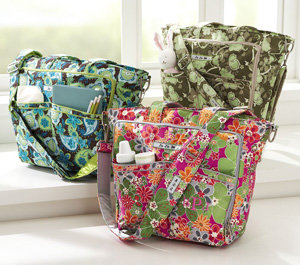2. Pottery Barn Kids Be Spicy Diaper Bag - 8 Cute Diaper Bags