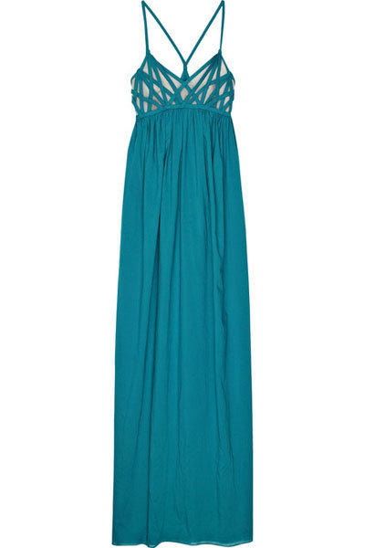 4. Adam Basketweave Cotton Maxi Dress - 10 Hot Designer Dresses ...