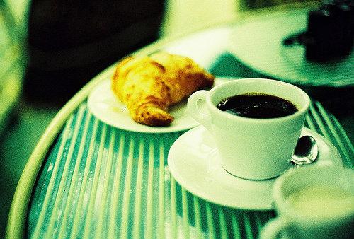 Breakfast…