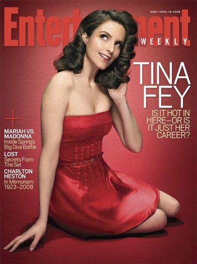 Tina Fey  in my opinio...