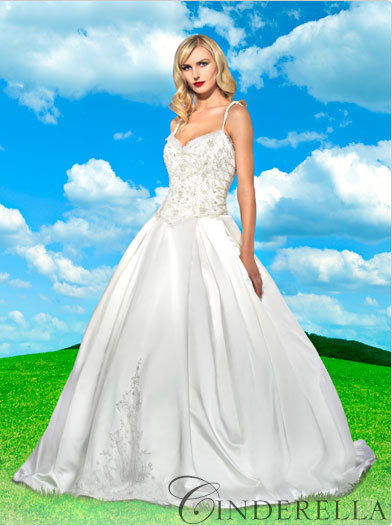 Princess Cinderella Wedding Dresses : View cinderella s collection at disneybridal