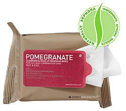 Cleansing and Toning Wipes