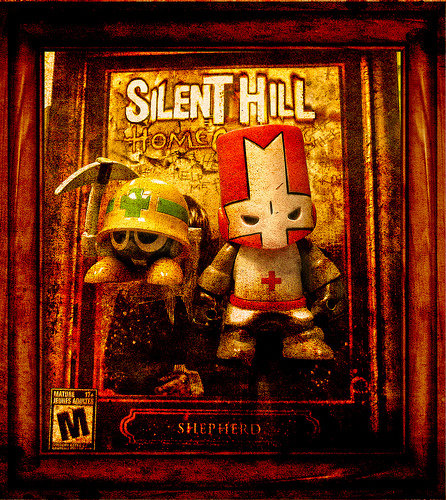 Xbox 360 Games For Girls : Silent hill homecoming on xbox video games