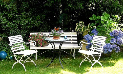 10 Ways to Decorate Your Garden Parties ... Lifestyle