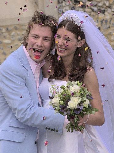 Jamie Oliver And Juliette Norton 7 Celebrity Weddings I Wish I D