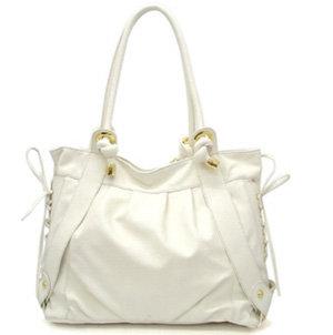 Jen's White Bag