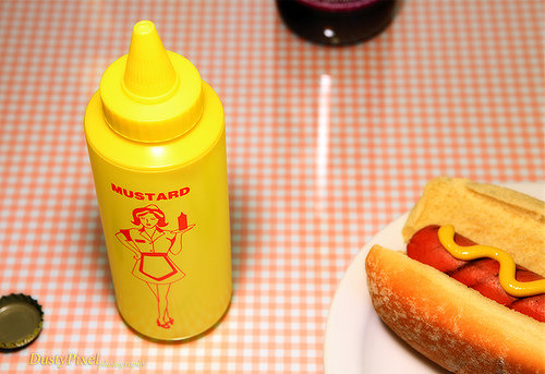 Mustard Adds a Tangy Flavor