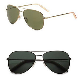 Mosly Tribes Raynes Aviator Sunglasses