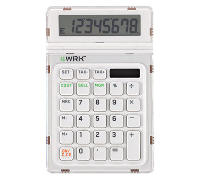4wrk 8 Digit Desktop Calculator 7 Supplies That Make