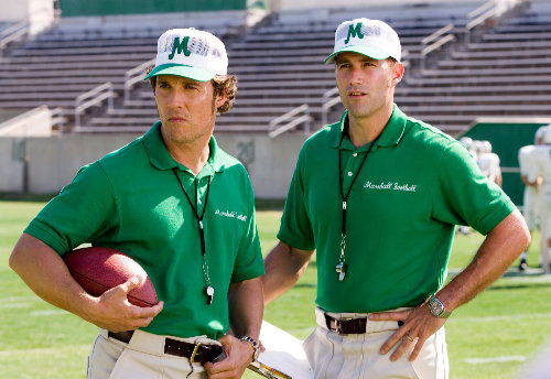 we are marshall 2006 8 best inspirational sports