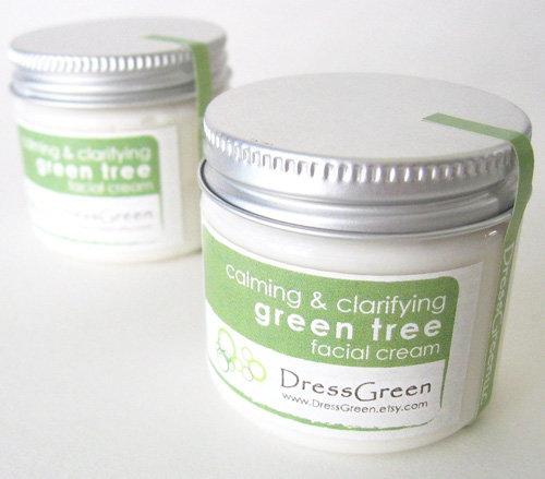 Dress Green Calming and Clarifying
