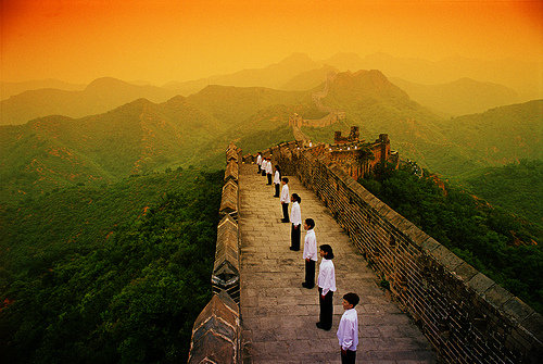 4. Great Wall of China - 10 Top Places to Visit outside of ...