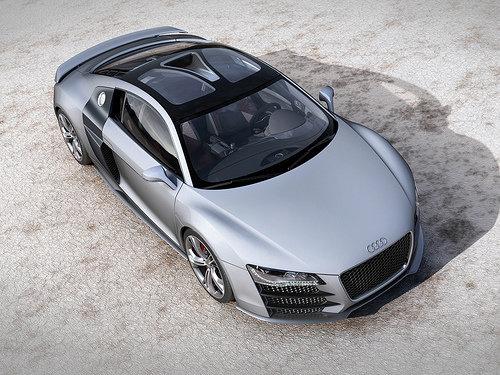 Merveilleux 7. Audi R8