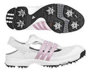 adidas | adidas Ballerina Golf Shoes Ladies | Ladies Golf Shoes