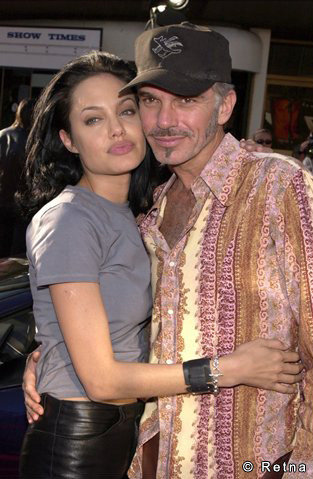 Angelina Jolie And Johnny Lee Miller Billy Bob Thornton