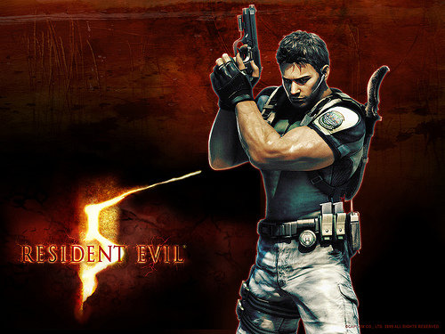 5. Chris Redfield from Resident Evil - 7 Cool Video Game ...