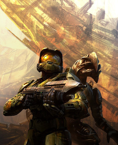 6. Master Chief from Halo - 7 Cool Video Game Characters ... …