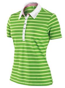 Nike Golf Preppy Stripe Polo 7 Cute Golf Shirts For
