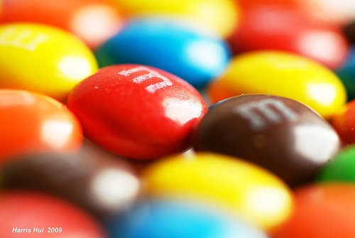 Most of Our Sugar Comes from Sweeties